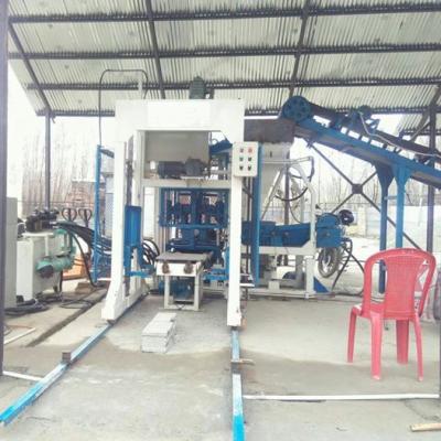 BM Engineering Block Machine