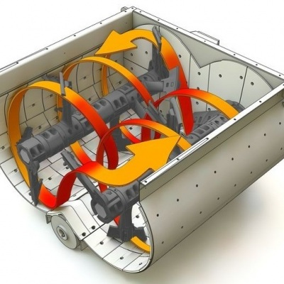 BM Engineering Twin Shaft