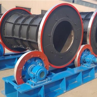 BM Horizontal Concrete Pipe Machine