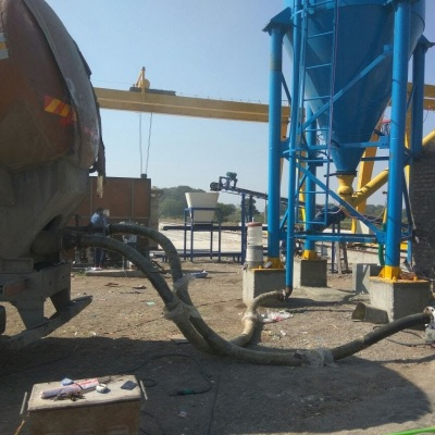 BM Stationary Concrete Plant