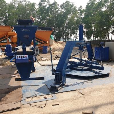 BM Vertical Concrete Pipe Machine