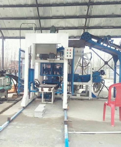 BM Engineering Block Machine - 5