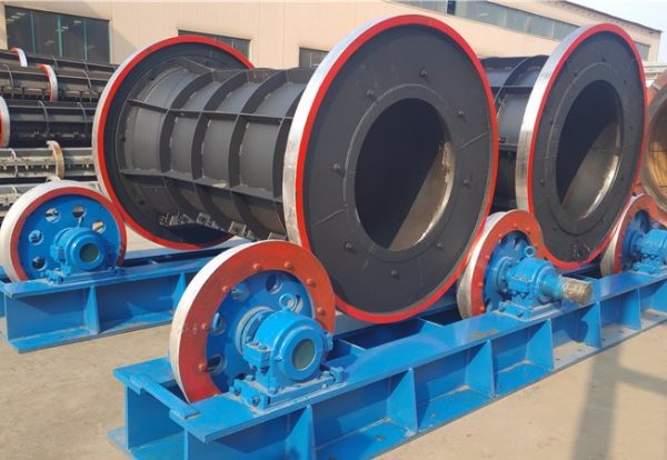 BM Engineering Horizontal concrete pipe machine - 13