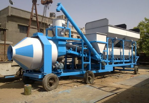 BM Engineering Mobile concrete plant - 2