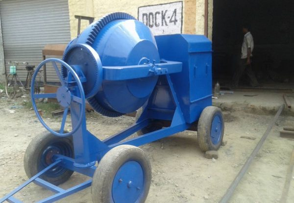 BM Engineering concrete mixer - 2